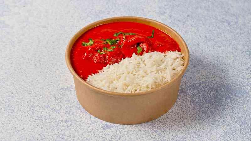 Bowl Chicken Tikka Masala