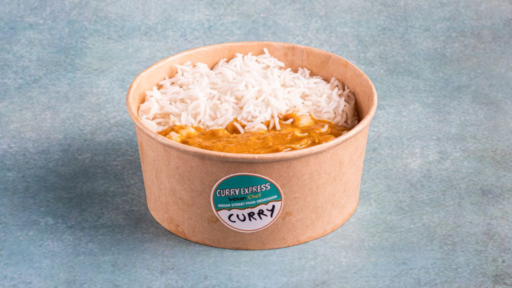 Bowl Chicken Curry